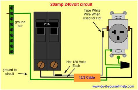 14 Ga Wire On 20 Amp Breaker 14 Gauge Wire On 20 Amp Circuit ...
