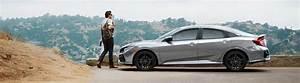 2020 Honda Civic Si Sedan White