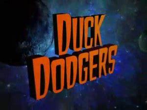 duck dodgers tv series wikipedia