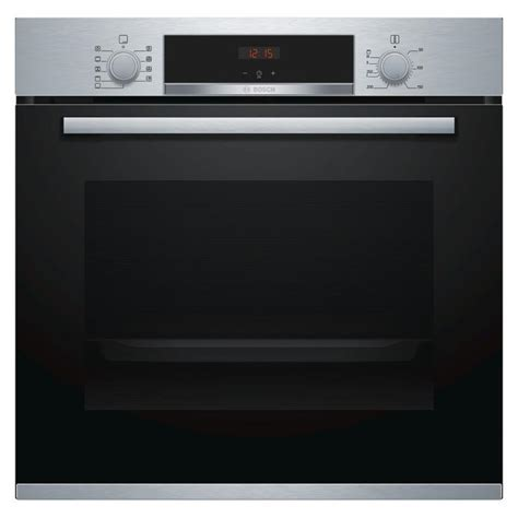 Bosch Single Multi Function Oven   Stainless Steel