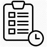 Icon Job Task Project Icons Organiser Tasks