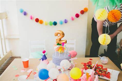 tips  throwing   minute kids party hooray mag
