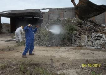 contract demolition reclamation strip  projects