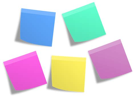 post it post it memos notes 183 free image on pixabay