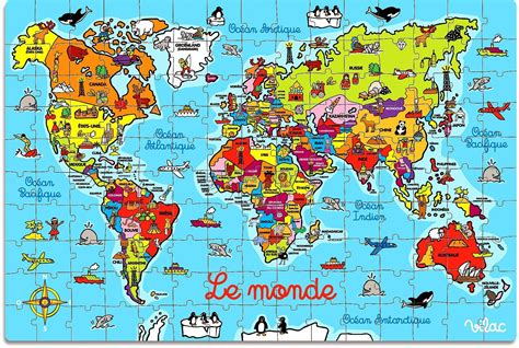 Carte Du Monde Gratuite by Carte Du Monde Gratuit Voyages Cartes