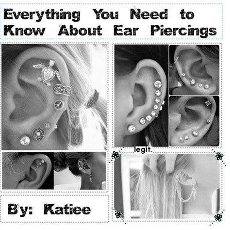 Lobe Ear Piercing Diagram by Information About Your Ear Lobe Cartilage And Tragus