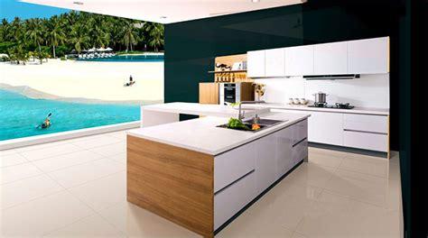 cuisine haut de gamme pas cher cuisine ikea blanche sans poignee cuisine en image