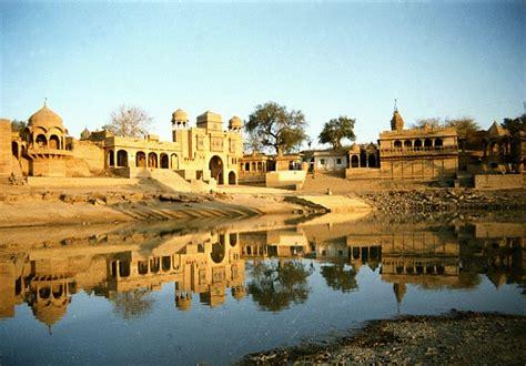 Gadi Sagar sunrise photo - Noor Khan photos at pbase.com
