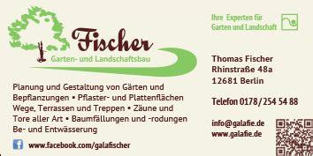 Penta Garten Und Landschaftsbau Berlin by Gartenbau Gartengestaltung Und Baumpflege Berlin