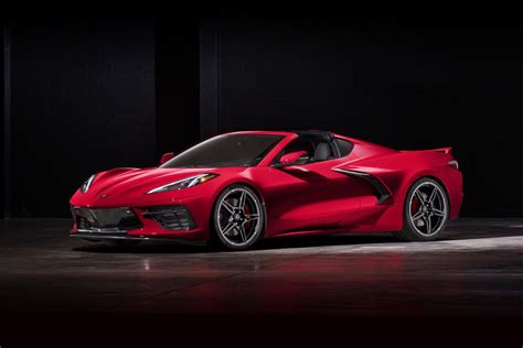 The Mid-engine 2020 Chevy Corvette Will Cost Less Than