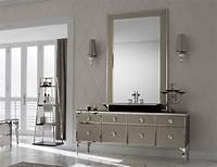 high end bathroom vanities Milldue Majestic 10 Bronze Lacquered Glass High End ...
