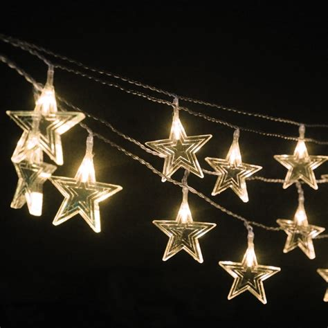 Aliexpresscom  Buy New 10 Meter Star String Lights Led