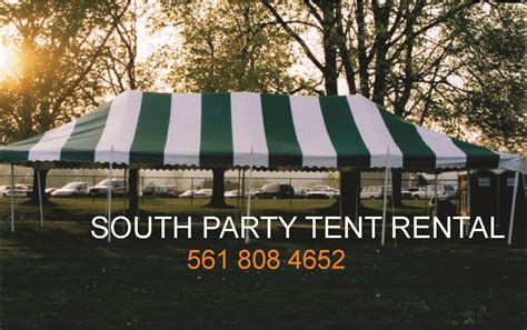 south party tent rentaltent rental chair table west palm beach florida