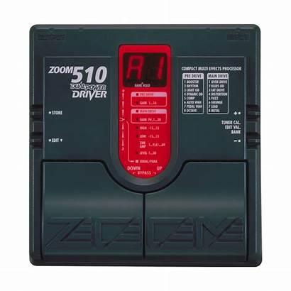 510 Dual Power Driver Guitar Saturation Audiofanzine