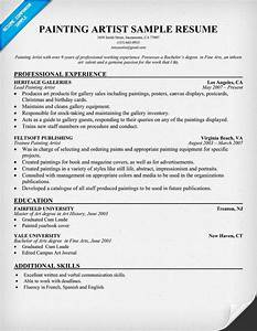 artist resume template health symptoms and curecom With artist resume template