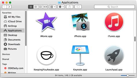 How To Use Iphoto Instead Of Mac Photos App In Os X