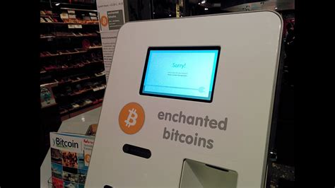 Find bitcoin atm locations easily with our bitcoin atm map. Bitcoin atm in america