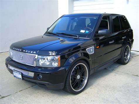 Land Rover Range Rover Sport Modification by Autoaddiction 2007 Land Rover Range Rover Sport Specs