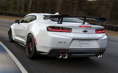 Chevrolet Camaro Zl1 1le (2018) Wallpapers And Hd Images