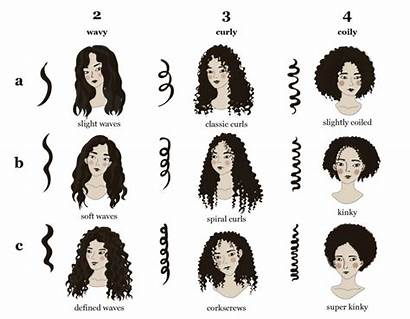 Curl Curls Curly Pattern Know Types Different