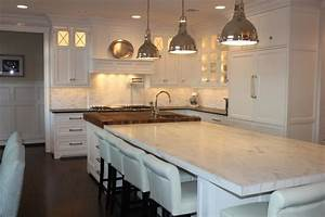 double kitchen islands transitional kitchen With what kind of paint to use on kitchen cabinets for 72 inch wall art