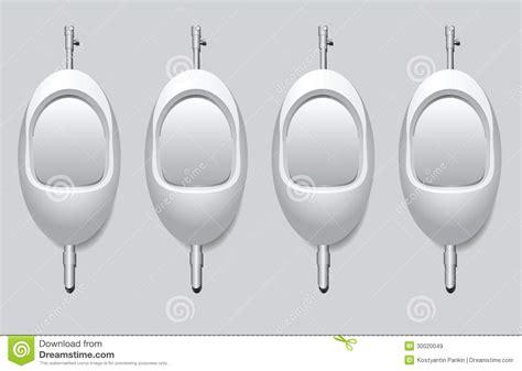 l urinoir pour urinent la position vers le haut images libres de droits image 30020049