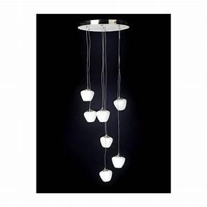 Kronleuchter Mit Kerzen Und Lampen : alys kronleuchter mit 7 runden lampen habitat ~ Bigdaddyawards.com Haus und Dekorationen