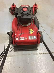 Honda Mtd Pro Lawn Mower 21 U0026quot  Cut 5 5 Hp