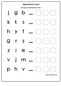 english alphabets activity sheetsteaching resources
