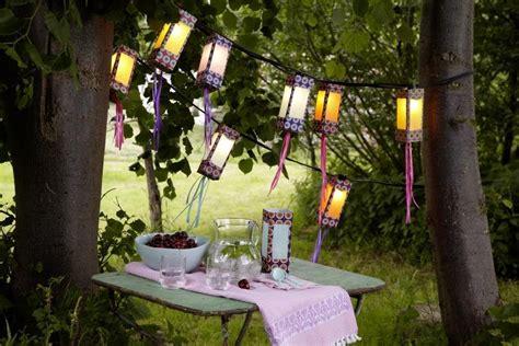 Deko Garten Plastik by Deko Selber Machen Gartenparty Nowaday Garden