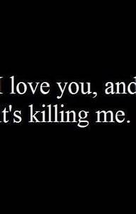 Sad Love Quotes... Non Depressing Quotes