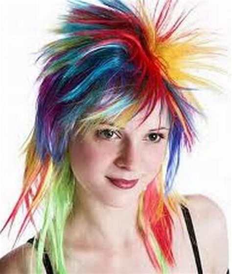 Colored Hair Ideas by Hairstyles For Hair Color Ideas