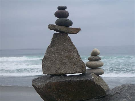 Create Stone Sculpture on Cardiff State Beach | At Home In ...