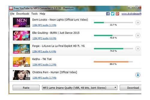 youtube mp3 mp4 baixarer mac os x freeware