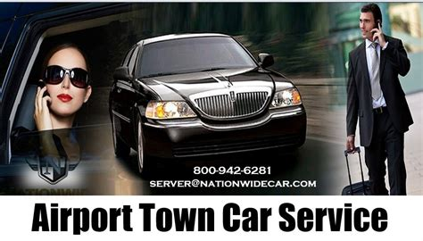 Airport Town Car the leading airport town car service sets the stage for on