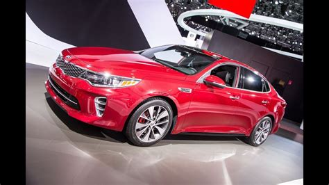 Kia Optima 2020 by 2020 Kia Optima