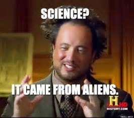 Ancient Aliens Guy Meme