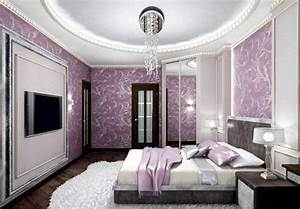 15, Beautiful, Purple, Bedroom, U2013, A, Paradise, For, The, Eyes