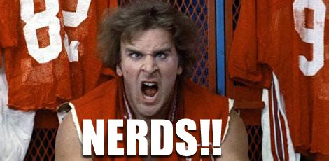 Revenge Of The Nerds Meme - arthur s afterthoughts we are all nerds quot the brotherhood of evil geeks quot