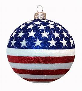patriotic christmas decorations