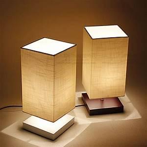 包邮现代简约北欧风格中式日式实木卧室床头台灯书房客厅装饰灯