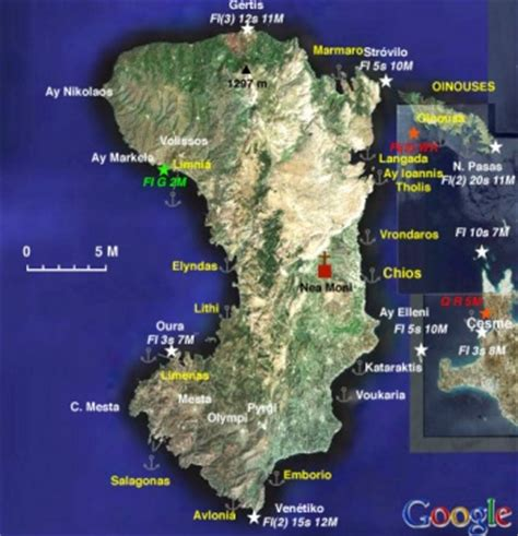 Sailing Wiki Greece by Chios A Cruising Guide On The World Cruising And Sailing