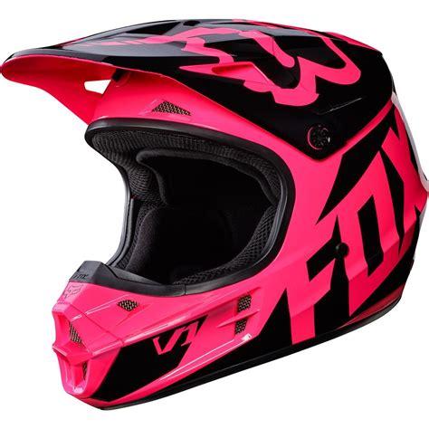 fox motocross helm fox helm v1 race pink 2017 maciag offroad