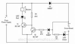 Shecmatic Indikator Short Dircuit Diagram
