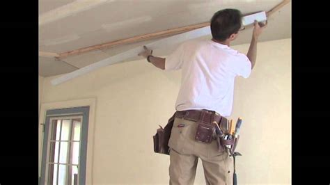 Tray Ceiling - YouTube