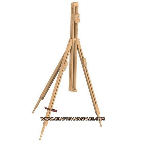 easel plans  woodworking projects plans