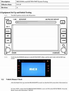 Radio Engineering Ecvr6700t Ecvr Fm  Dvd  Mp3  Bt