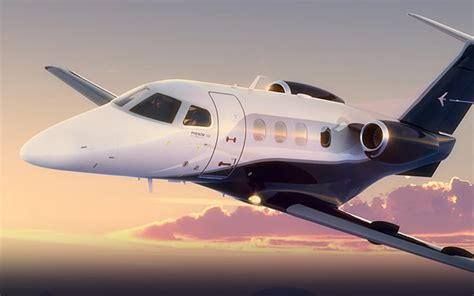 Entry Level Aircraft by Light Jets Vlj For Charter Flights On