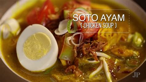 soto ayam indonesian chicken soup  noodles
