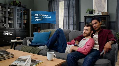 ikeas  ad depicts stark reality    touch